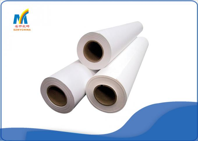 Wholesale White 1.30 * 100 Meters Mug / T-shirt Sublimation Transfer Roll Paper